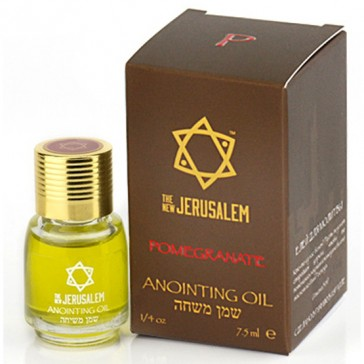 The New Jerusalem 'Pomegranate' Anointing Oil - 7.5ml