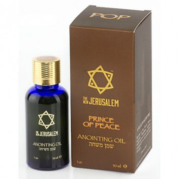 The New Jerusalem 'Prince of Peace' Anointing Oil - 30ml