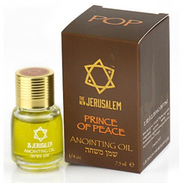 The New Jerusalem 'Prince of Peace' Anointing Oil - 7.5ml