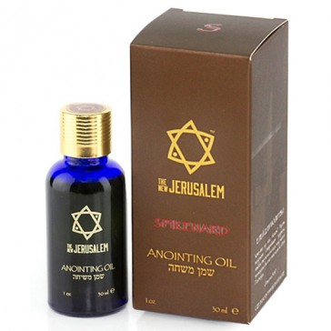 The New Jerusalem 'Spikenard' Anointing Oil - 30ml
