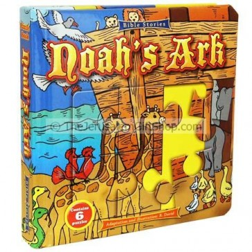 Book Puzzle for Kids - Noah's Ark