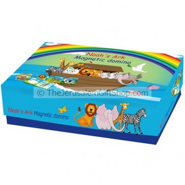 Noah's Ark - Magnetic Domino Game