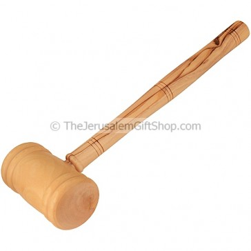 Olive Wood Hammer