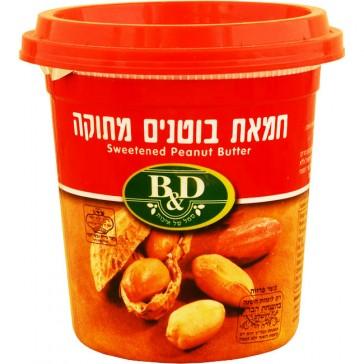 Peanut Butter - Sweetened