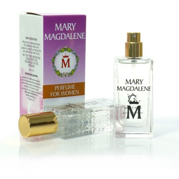 'Mary Magdalene' Essence of Scripture Perfume for Women - Made in the Holy Land - 30ml