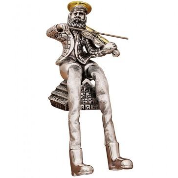 Rabbi Figurine - Fiddler on the Roof