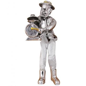 Rabbi Figurine - Percussion