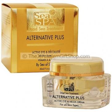 Alternative Plus - Active Eye and Decollete Cream