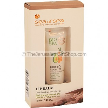 Lip Balm with Dead Sea Minerals