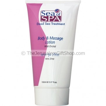 Sea of Spa Body and Massage Lotion - Wild Orchid