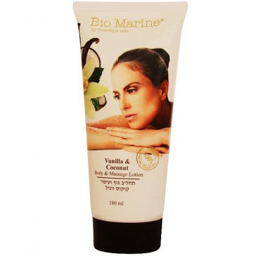 Sea of Spa Bio Marine Vanilla and Coconut Body & Massage Lotion