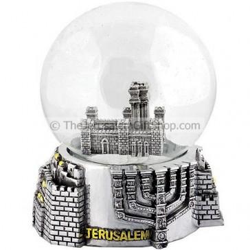 Snow Ball - Jerusalem Second Temple
