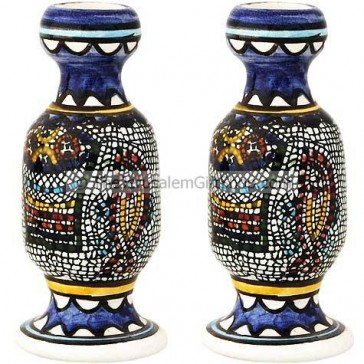 Armenian style - Tabgha Candlesticks