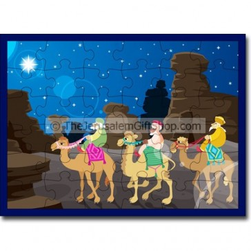 Puzzle - The Three Wise Men