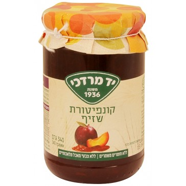 Yad Mordechai Fruit Jam - Plum - Made in the Holy Land