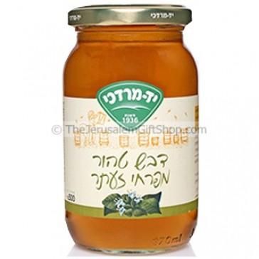 Monofloral honey from Zaatar flowers