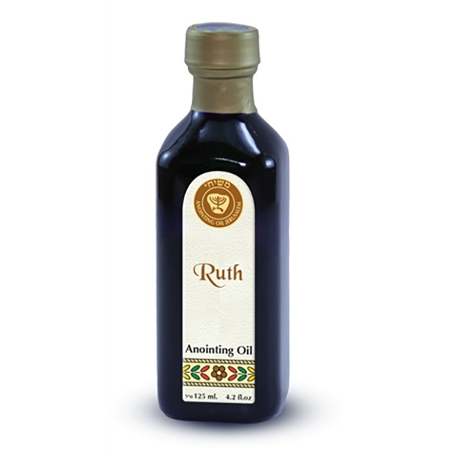 Ruth - Holy Anointing Oil 125 ml - Made in the Holy Land