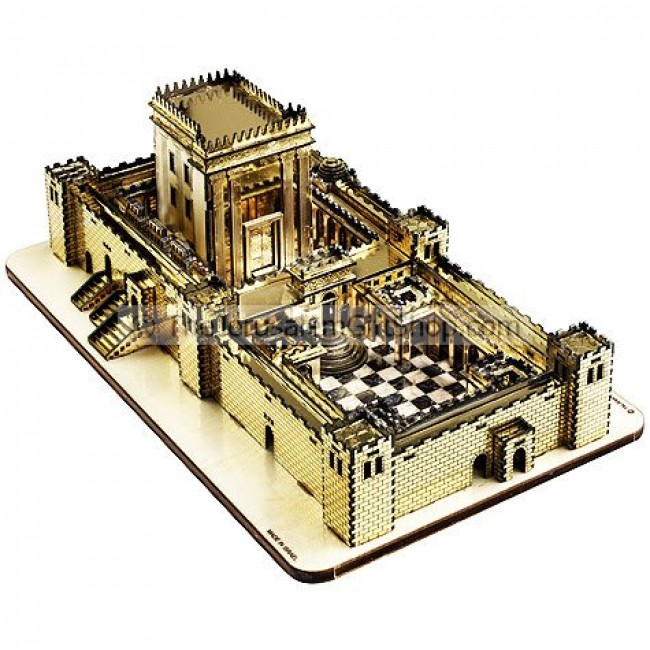 The golden temple holy land christian gifts the golden temple do it yourself kit solutioingenieria Image collections