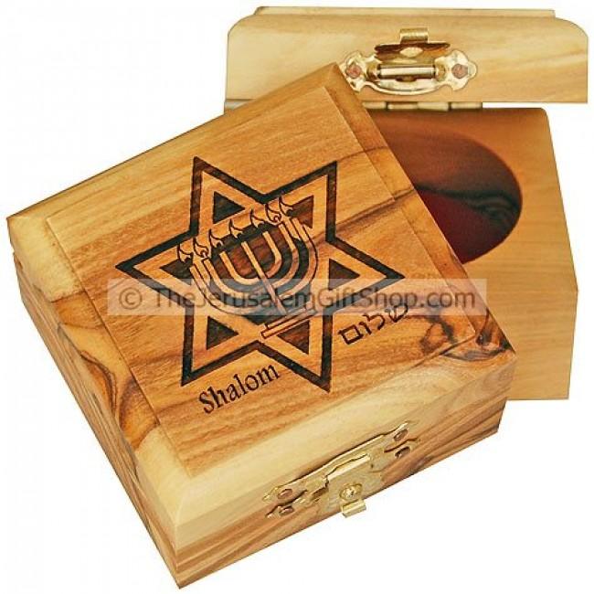 Roman Christmas Music Boxes