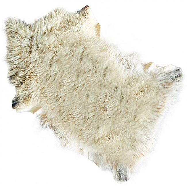 Genuine Sheepskin Rug From Bethlehem
