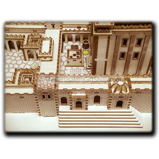 Second temple do it yourself kit holy land christian gifts the second temple do it yourself kit solutioingenieria Image collections