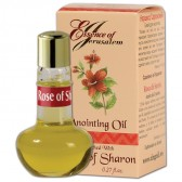 Essence of Jerusalem - Anointing Oil - Rose of Sharon 8ml