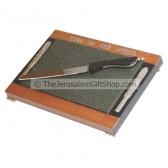 Challah Board - Wheat Board