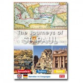 Journeys of Apostle Paul DVD