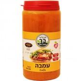 'Amba' Sauce Dip from Israel for Shawarma - 500 gram