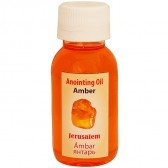 Amber Anointing Oil from the Holy Land - 60ml