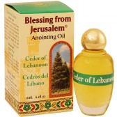 Blessing from Jerusalem Anointing Oil - Cedar of Lebanon - 12ml