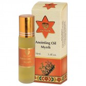 Anointing Oil from Israel - Myrrh - Roll On 10ml