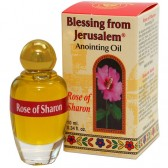 Blessing from Jerusalem Anointing Oil - Rose of Sharon