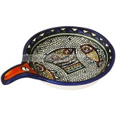 Serving Dish with Handle - Tabgha