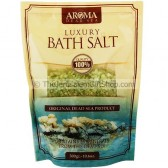 Aroma Luxury Dead Sea Bath Salt - Apple