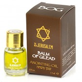 The New Jerusalem Balm of Gilead Anointing Oil - 7.5ml