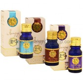 Bible Land Treasures 'Holiness' 3 Anointing Oils Selection