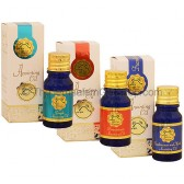 Bible Land Treasures 'Temple' 3 Anointing Oils Selection