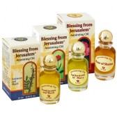 Blessing from Jerusalem - Anointing oil Set