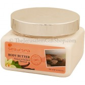 Body Butter - Essence of Vanilla and Patchouli
