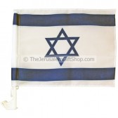 Flag - Israeli flags for the car