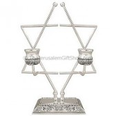 Candlestand Star of David