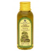 Cedar of Lebanon Anointing Oil - Healing - Made in Israel - 30ml