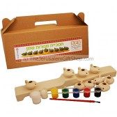 Chanukia Oil lamp Kit