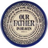 Coaster - The Lord's Prayer