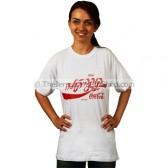 Hebrew Coca Cola T-Shirt - White