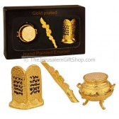 The Ark of the Covenant - Gold Plated Contents