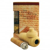 Dead Sea Scrolls replica - Treasures of the Bible - Educational Kit