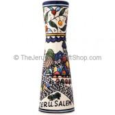 Flower Vase - Armenian - Jerusalem