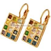 Hoshen Earrings - Goldfill